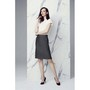 Womens Feature Pleat Skirt