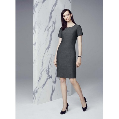 Picture of Womens Short Sleeve Shift Dress