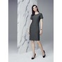 Womens Short Sleeve Shift Dress