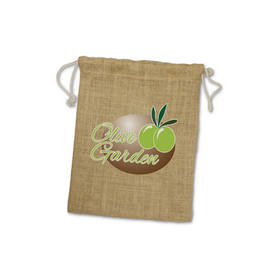 Picture of Jute Gift Bag - Medium