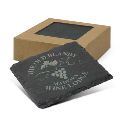 Picture of Slate Coaster Set of 4