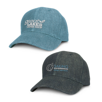 Picture of Alamo Denim Cap