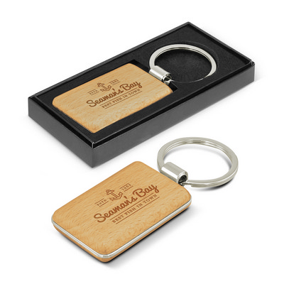 Picture of Echo Key Ring - Rectangle