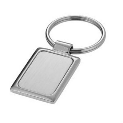Picture of Rectangle Keyring