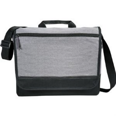 Picture of Faded Tablet Messenger Bag