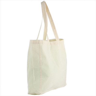 Picture of Natural Cotton Shopper Tote