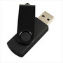 Rotate USB Lacquered Clip - 8GB