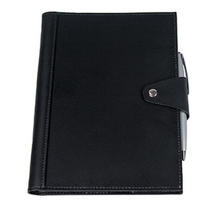 Picture of Brigadier A5 Refill Leather Journal Padf