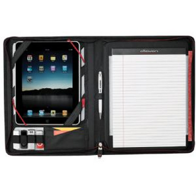 Picture of Elleven Large Zippered Padfolio