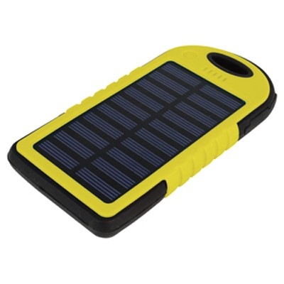Picture of Panama Solar Power Bank - 4000 mAh