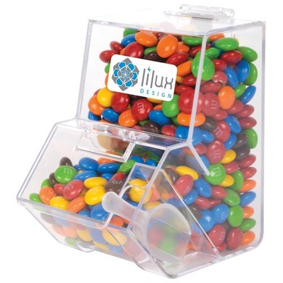 Picture of M&M s in Dispenser