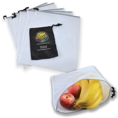 Picture of Harvest Produce Bags in Pouch