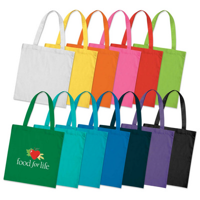 Picture of Sonnet Cotton Tote Bag - Colours