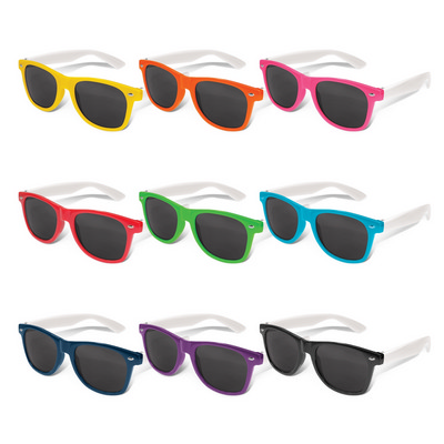 Picture of Malibu Premium Sunglasses - White Arms