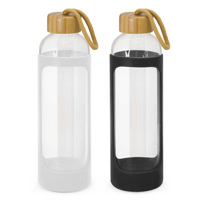 Picture of Eden Glass Bottle - Silicone Sleeve