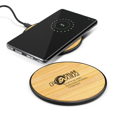 Picture of Bamboo Wireless Charger