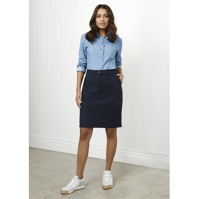 Picture of Lawson Ladies Chino Skirt