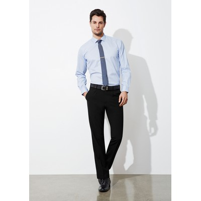 Picture of Classic Mens Pleat Front Pant