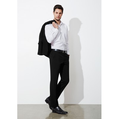 Picture of Classic Mens Flat Front Pant