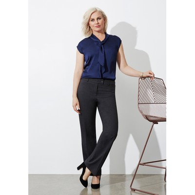Picture of Classic Ladies Flat Front Pant