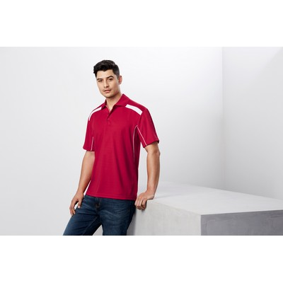 Picture of United SS Mens Polo