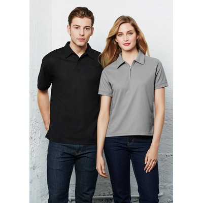 Picture of Micro Waffle Mens Polo