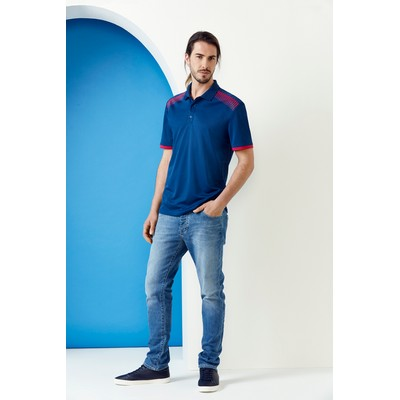Picture of Galaxy Mens Polo
