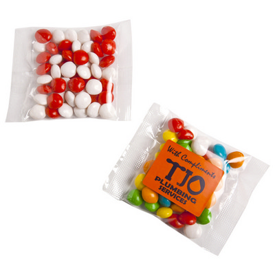 Picture of Chewy Fruits Bag 50g - Sticker on bag