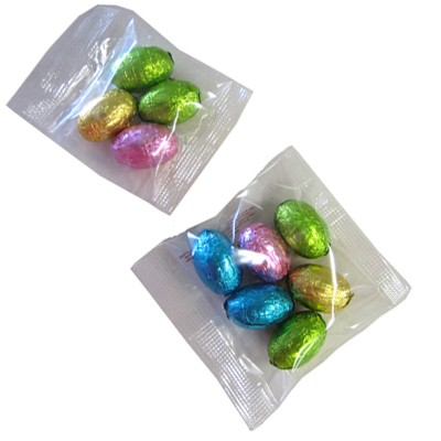 Picture of Pillow Pack with Mini Solid Easter Eggs