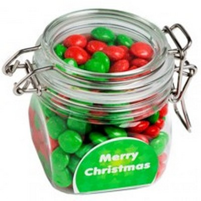 Picture of Christmas CHEWY Fruits in Canister 200g