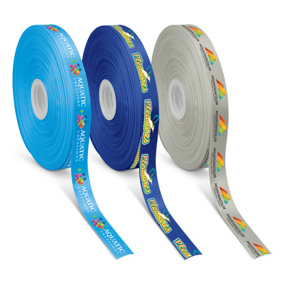 Picture of Personalised Ribbon 25mm  - Full Colour