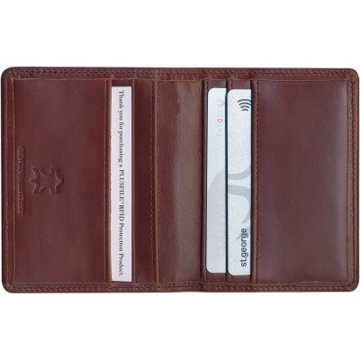 Picture of Protector RFID Credit Card Wallet - Genu