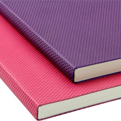 Picture of York Diamenta Ruled A5 Flexible NotebooksNotebooks and Notepads