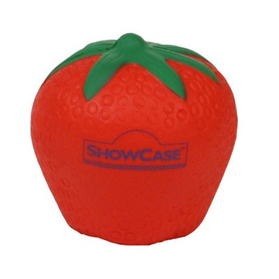 Picture of Strawberry Shape Stress Reliever