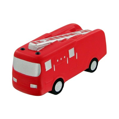 Picture of Fire Fighting Truck Shape Stress RelieverStress Items