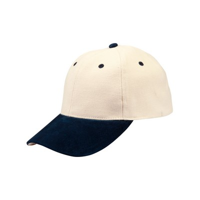 Picture of Suede Peak Cap