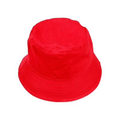 Picture of Soft Washed Contrast Sandwich Bucket Hat