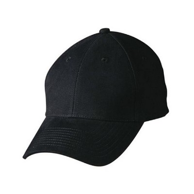 Picture of Heavy Brushed Cotton Cap with Buckle