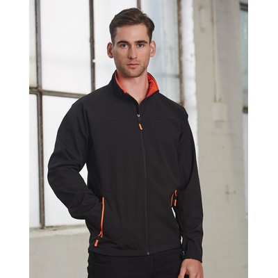 Picture of Mens Rosewall Soft Shell Jacket