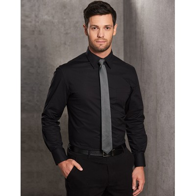 Picture of Mens CottonPoly Stretch Long Sheeve ShirtBusiness Shirts