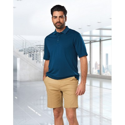 Picture of Mens Stretch Slimfit Boston Chino Shorts