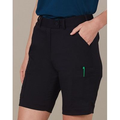 Picture of Ladies Utility Cargo Shorts