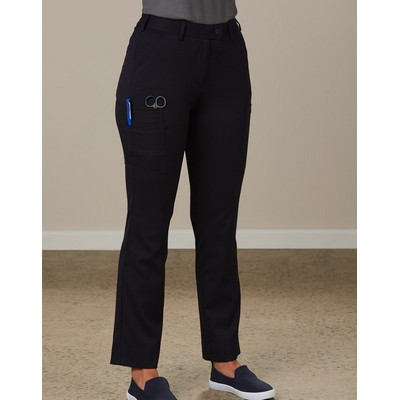 Picture of Ladies Utility Cargo Pants