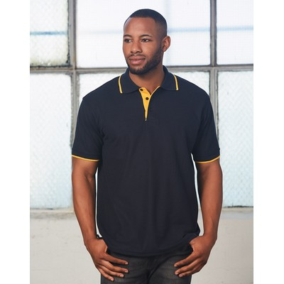 Picture of Mens Liberty Polo