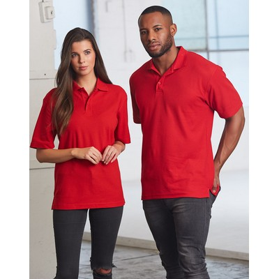 Picture of Unisex Traditional Polo