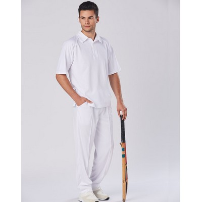 Picture of Mens SSleeve Cricket Polo