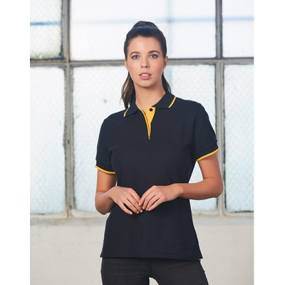 Picture of Ladies Liberty Polo