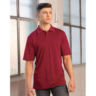 Picture of Mens Lucky Bamboo Polo