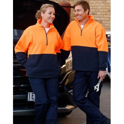 Picture of Hi-Vis 2 Tone Polar Fleece
