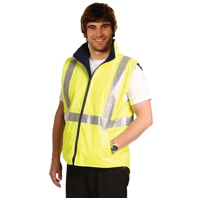 Picture of Hi-Vis Reversible Safety Vest With 3M Ta